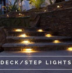 Deck & Step Lights